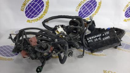 Проводка под капот Nissan Wingroad 2006