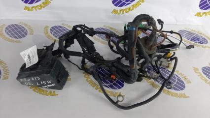 Проводка под капот Honda Fit 2002