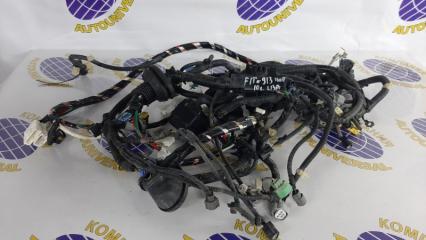 Проводка под капот Honda Fit 2010