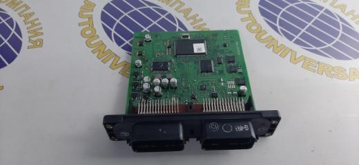 Блок управления двс Mazda Demio 2007