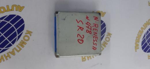 Блок управления двс Nissan Rnessa 1998