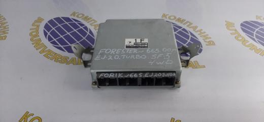 Блок управления двс Subaru Forester 2001