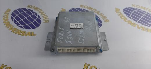 Блок управления двс Subaru Forester 2007