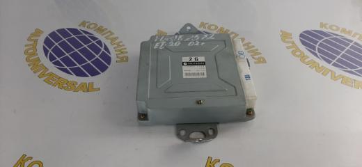 Блок управления двс Subaru Forester 2002