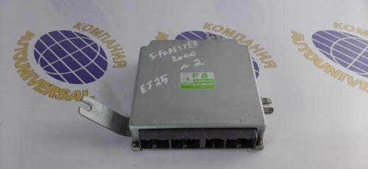 Блок управления двс Subaru Forester 2000