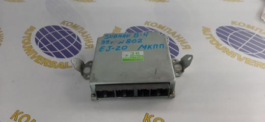 Блок управления двс Subaru Legacy B4 1999