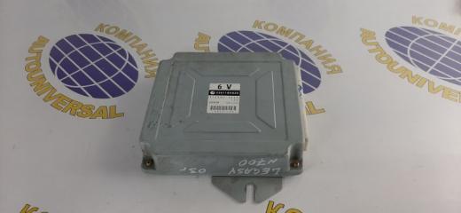 Блок управления двс Subaru Legacy B4 2003