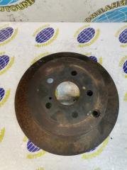 Запчасть диск тормозной задний правый Toyota Caldina 2005