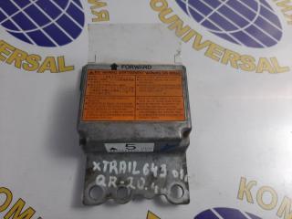 Блок управления airbag Nissan X-Trail 2001