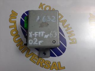 Блок управления рулевой рейкой Honda Fit 2002