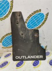 Запчасть брызговик задний левый Mitsubishi Outlander 2006