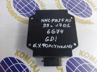 Блок управления ТНВД Pajero 1999 V45W 6G74