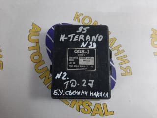 Реле свечей накала Nissan Terrano 1992
