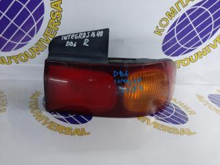 Запчасть фонарь задний правый Honda Integra 1995