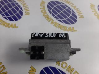 Блок управления CR-V 2007 RE4 K24A