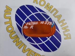 Запчасть повторитель в крыло передний правый Mitsubishi Pajero IO 1998