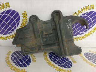 Запчасть защита двс пластик левая Nissan Cube 2000