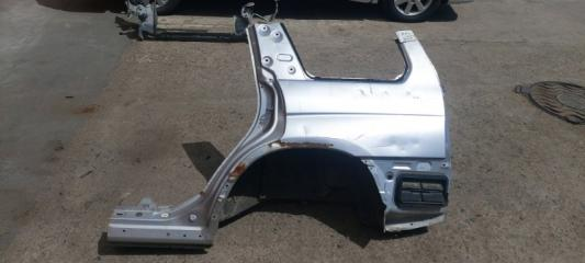 Крыло заднее левое Subaru Forester 2004