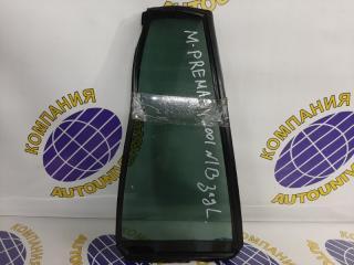 Форточка двери задняя левая Mazda Premacy 2001
