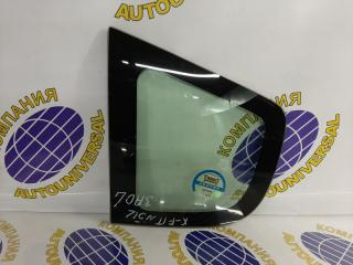 Стекло собачника левое Honda Fit 2003