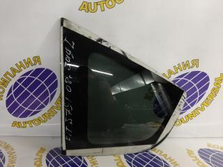 Стекло собачника левое Honda Fit 2008