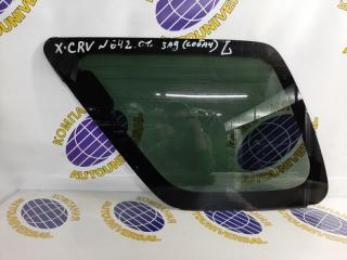 Стекло собачника левое Honda CR-V 2001