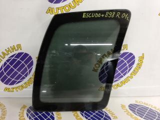 Стекло собачника правое Suzuki Escudo 2001