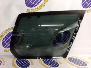 Стекло собачника правое Subaru Forester 2004