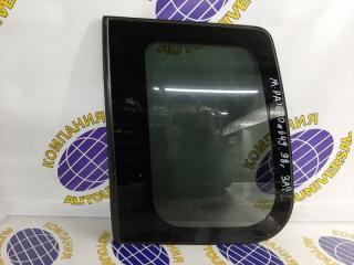 Стекло собачника левое Mitsubishi Pajero IO 1998