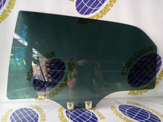 Стекло двери заднее левое Mazda Demio 2007