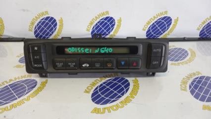 Блок управления климат-контролем Honda Odyssey 2000