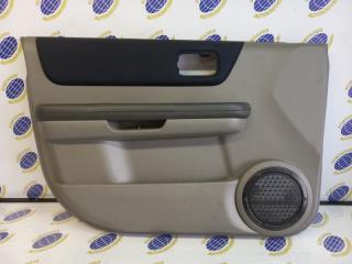 Обшивка двери передняя левая Nissan X-Trail 2006