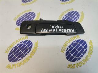 Запчасть ручка двери внешняя передняя правая Mitsubishi Pajero IO 1998