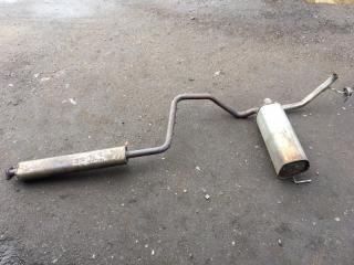 Запчасть глушитель Opel Astra 2012