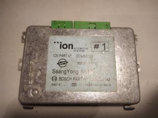 Блок управления АКПП Ssangyong Actyon 2006