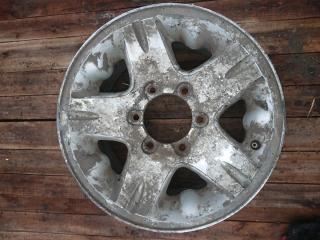 Диск колесный литой Ssangyong Rexton