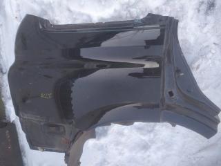 Крыло отрез заднее правое Ssangyong Kyron 2005-2007