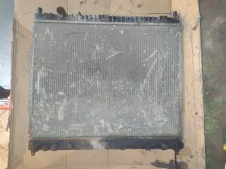 Радиатор охлаждения двигателя Ssangyong Rexton