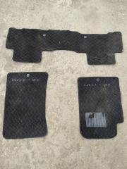 Коврики салона ткань комплект SsangYong Rexton 2009