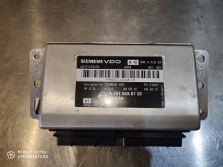 Блок управления двигателем SsangYong Kyron 2009