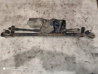 Стеклоочиститель в сборе (трапеция+мотор) передний SsangYong Actyon Sports 2008