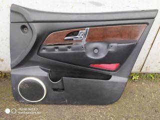 Обшивка двери передняя правая SsangYong Rexton 2006