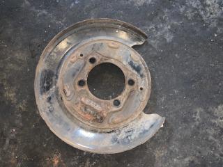 Щит опорный тормозной задний SsangYong Actyon 2011