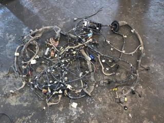 Электропроводка кузова левая SsangYong Actyon 2011