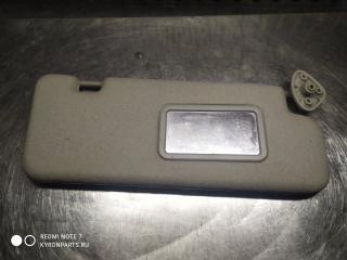 Козырек солнцезащитный правый SsangYong Kyron 2007