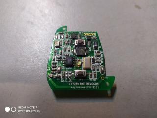 Плата ключа (трансмиттер) Ssangyong Kyron