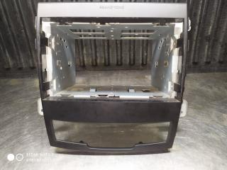 Рамка магнитолы SsangYong Actyon 2012
