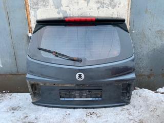 Крышка (задняя дверь) багажника SsangYong Kyron 2008