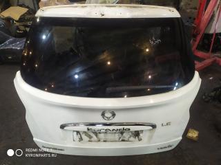 Крышка (задняя дверь) багажника SsangYong Actyon 2012