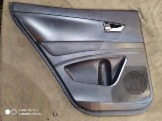 Обшивка двери задняя левая SsangYong Actyon 2012